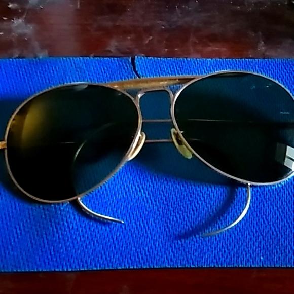 Vintage pair of Purorays (Raybans) world War 2 era